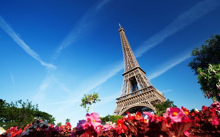 места Франции