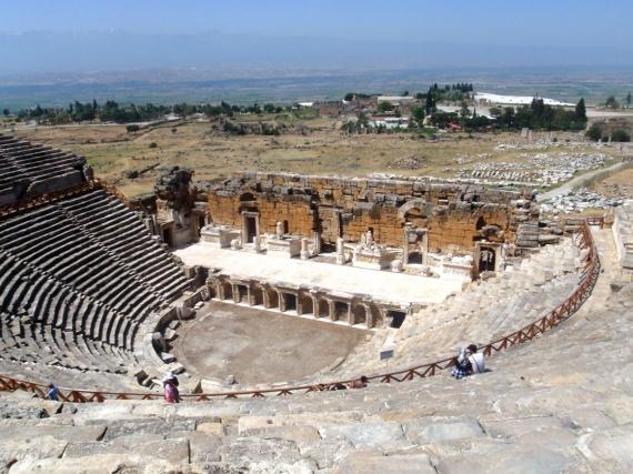Амфитеатр Паммукале