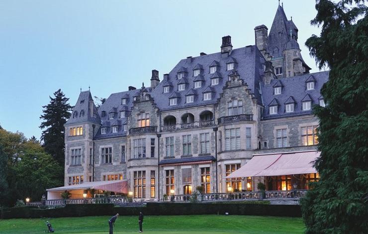 отели Германии