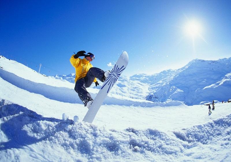 горнолыжный курорт Турции