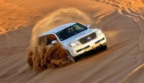 сафари по Дубаи