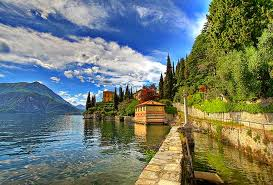 озёра Италии