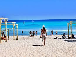 пляж Испании